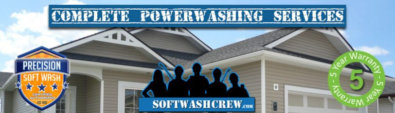 Complete Powerwashing Services Main